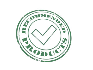 Recommended Products Logo