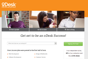 oDesk - The Best Freelance Site
