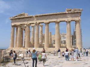 Athena-acropolis